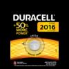 PILA CR-2016 DURACELL 3V B/1